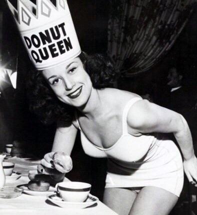 Donut Day…