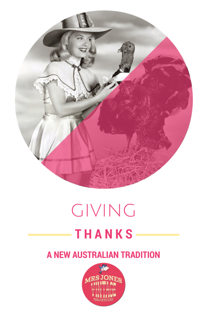 Giving Thanks or 'Friendsgiving'…