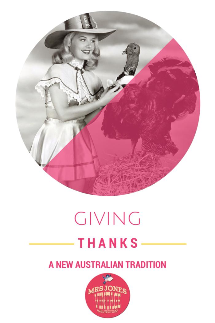 Giving Thanks or 'Friendsgiving'…